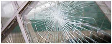 Chester Le Street Smashed Glass